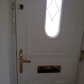 UPVC Doors